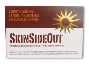 Skin Side Out_Effectieve zonvoorbereiding + Anti-Aging werking